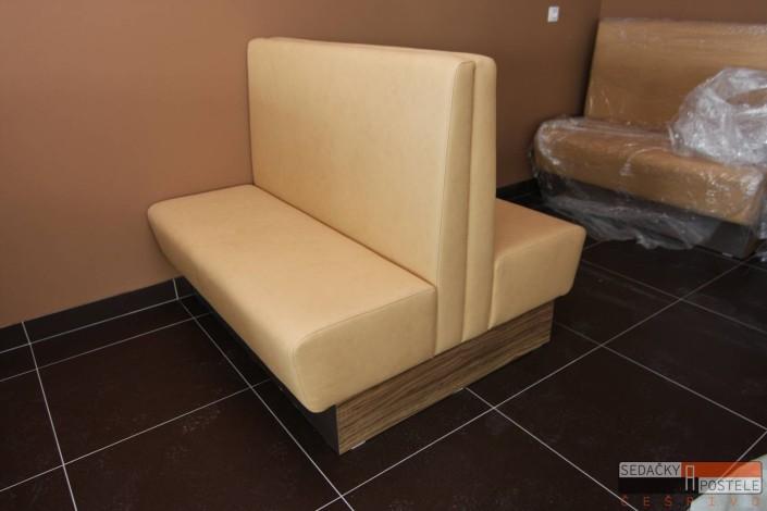Restaurační lavice box SOVIP 6