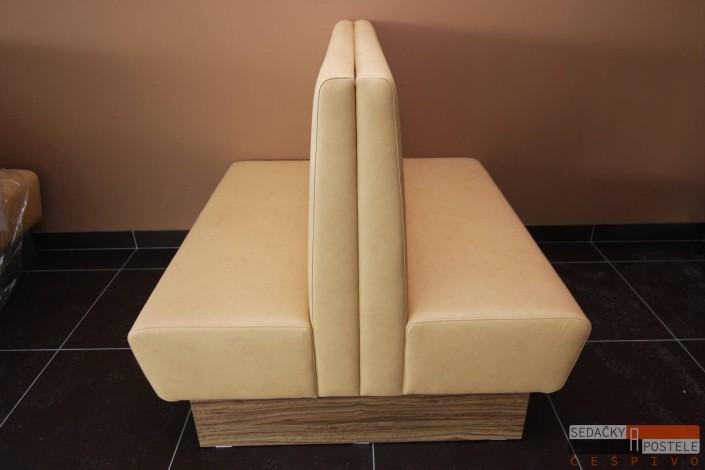 Restaurační lavice box SOVIP 5