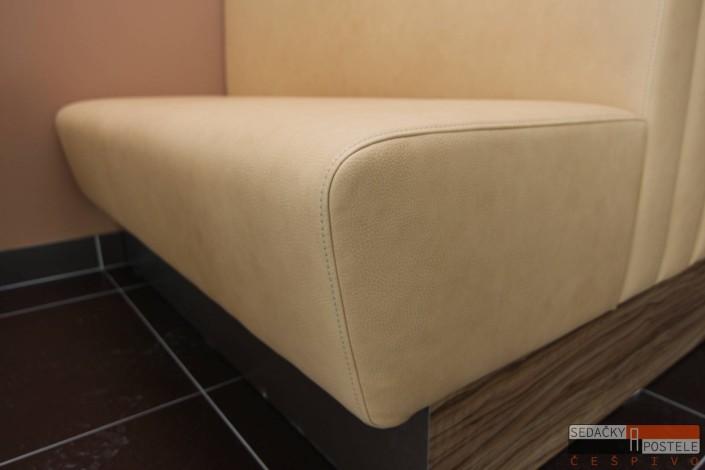 Restaurační lavice box SOVIP 3